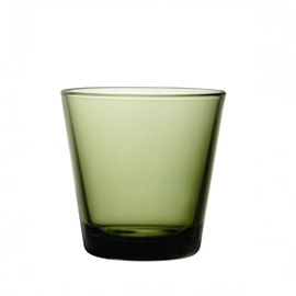 Kartio moss green glas 21cl /80 mm