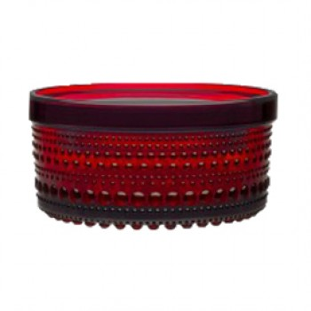 Kastehelmi jar cranberry 116x57 mm