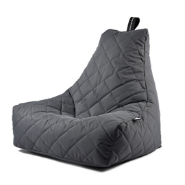 b-bag mighty-b outdoor quilted grijs