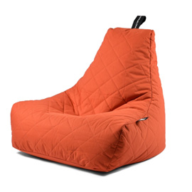 b-bag mighty-b outdoor quilted oranje