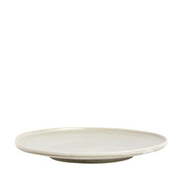 Muubs Ceto plat bord wit 22 cm
