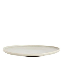 Muubs Ceto plat bord wit 27,5 cm