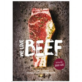 We love beef kookboek